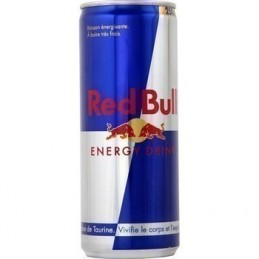 Red Bull 25 cl x2