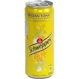 SCHWEPPES Indian Tonic 6x33cl
